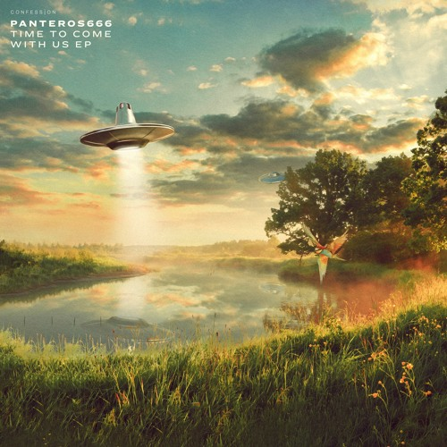 Panteros666 – Time to Come with Us EP [CONFESSION premiere]
