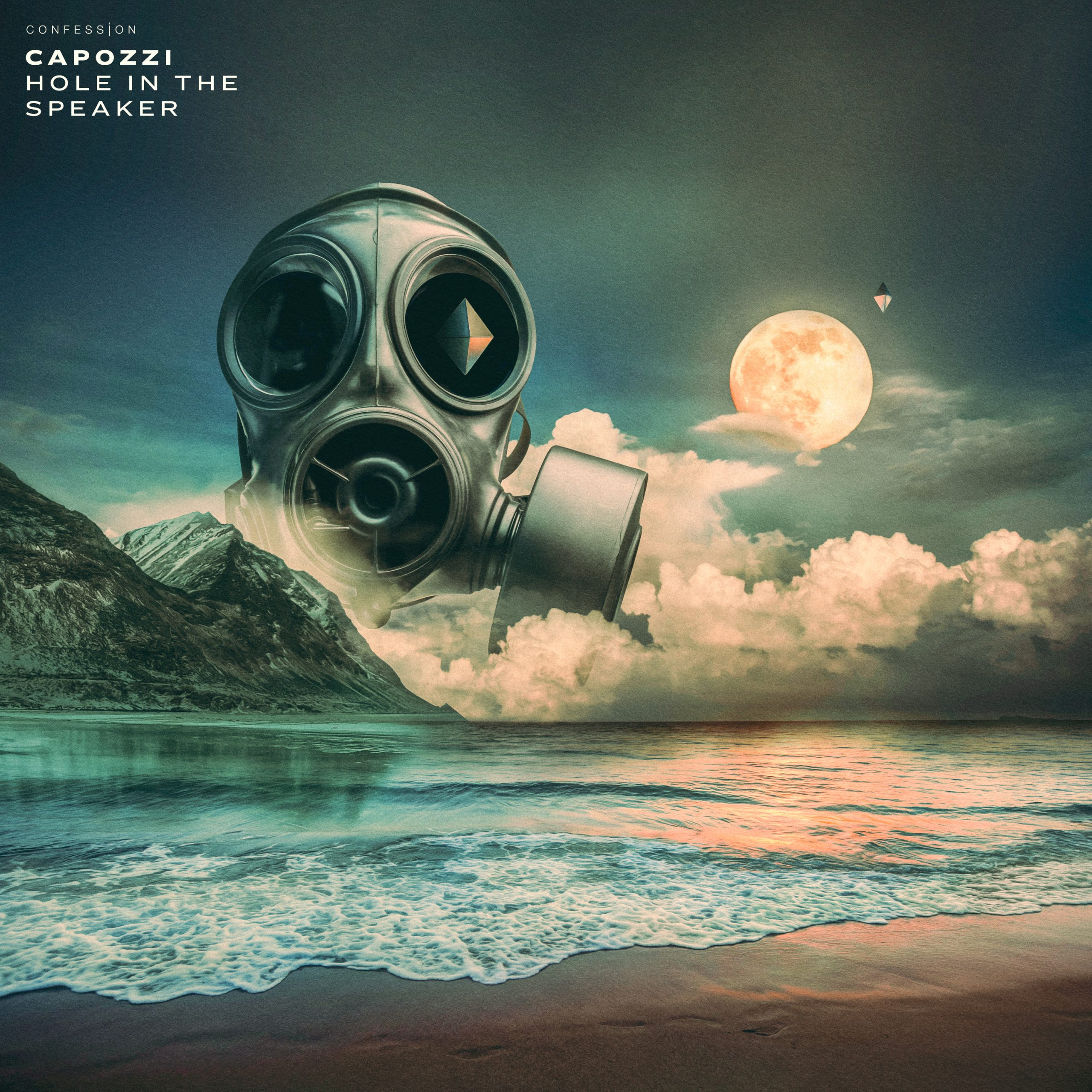 Capozzi – Hole In The Speaker [Out Now On CONFESSION]